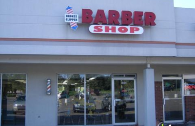 Bronze Clipper Barber Shop - Farmington, MI