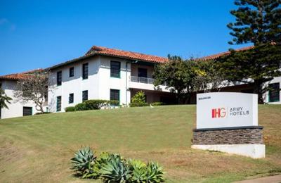IHG Army Hotels Bldg 228 on TAMC - Tripler Army Medical Center, HI