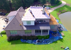 Watkins Construction Roofing Jackson Ms This Is An Example Of One