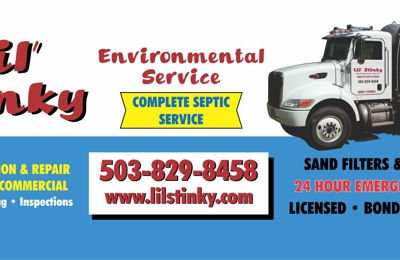 Lil Stinky Environmental Service - Oregon City, OR