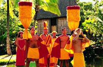 Polynesian Cultural Center - Laie, HI