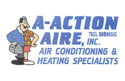 A-Action Aire Air Conditioning And Heating - San Antonio, TX. HVAC Contractor