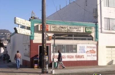 Holloway Mkt - San Francisco, CA