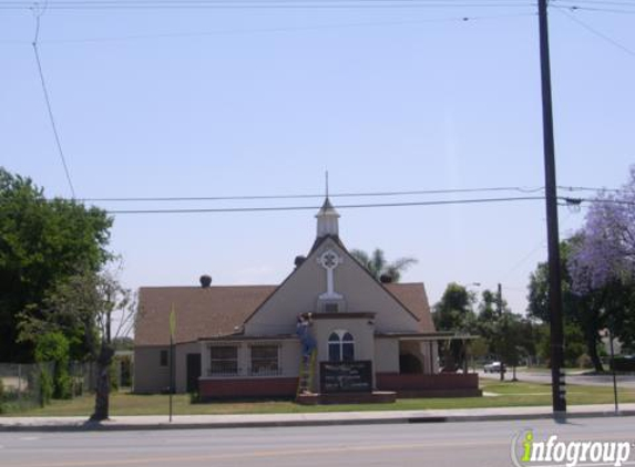 Community Presbyterian Church - El Monte, CA