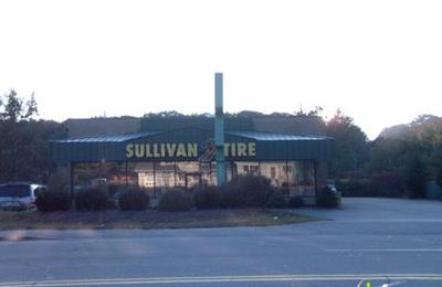 Sullivan Tire Auto Service 167 N Broadway Salem Nh 03079 Yp Com