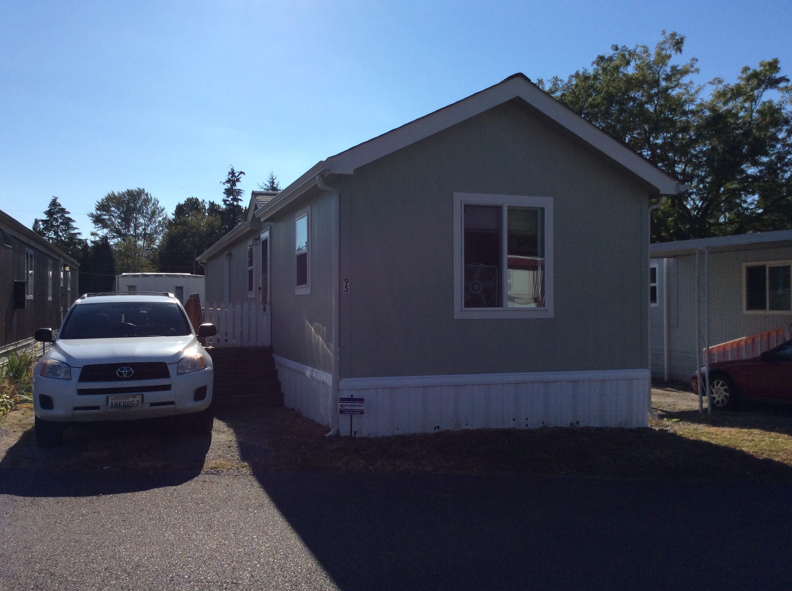 Crestwood Senior Mobile Home Park 1645 S 272nd St Spc 43 Federal Way WA 98003