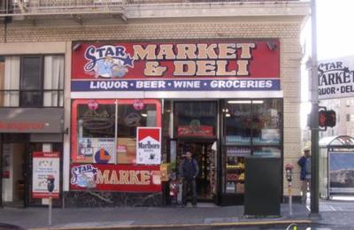 Star Market - San Francisco, CA