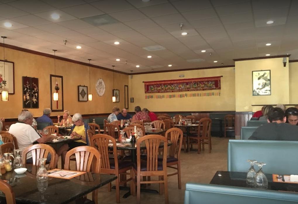 Szechuan Chinese Restaurant Lounge