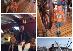 Maritime Museum of San Diego - San Diego, CA. Star of India