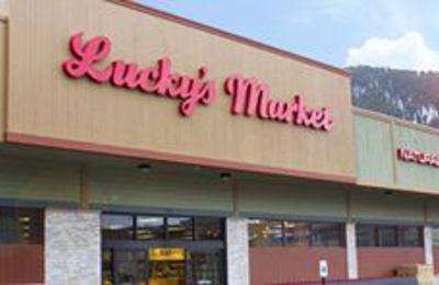 Lucky's Market - Jackson, WY