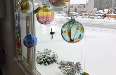 Cast A Stone - Abington, MA. Orbs in the window!