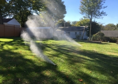 Morning Dew Lawn Sprinklers Inc. - White Plains, NY. It's time to winterize your sprinkler system to prevent freeze damage.