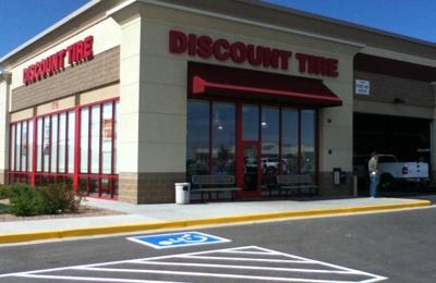 Discount Tire - Cheyenne, WY