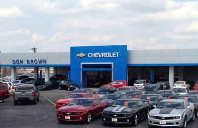 Don Brown Chevrolet - Saint Louis, MO