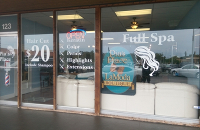Pia's Place Hair Salon - Lantana, FL