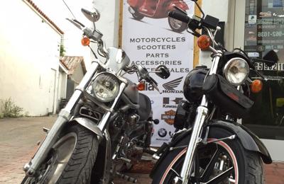 Motorcycle Sunshine - Miami, FL
