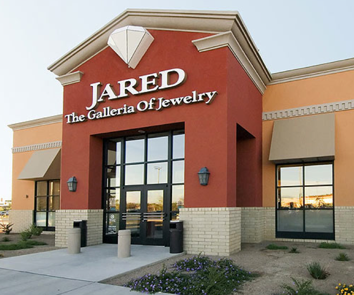 Jared The Galleria of Jewelry 729 W County Line Rd Greenwood IN