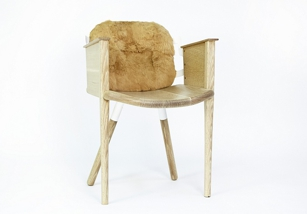 """Big Smile Chair"" by Evan Z. Crane"