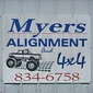 Myers Alignment & 4x4 Shop - Bedford, IN