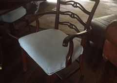 Consignment Furniture Depot   Atlanta, GA. Two Arm Chairs