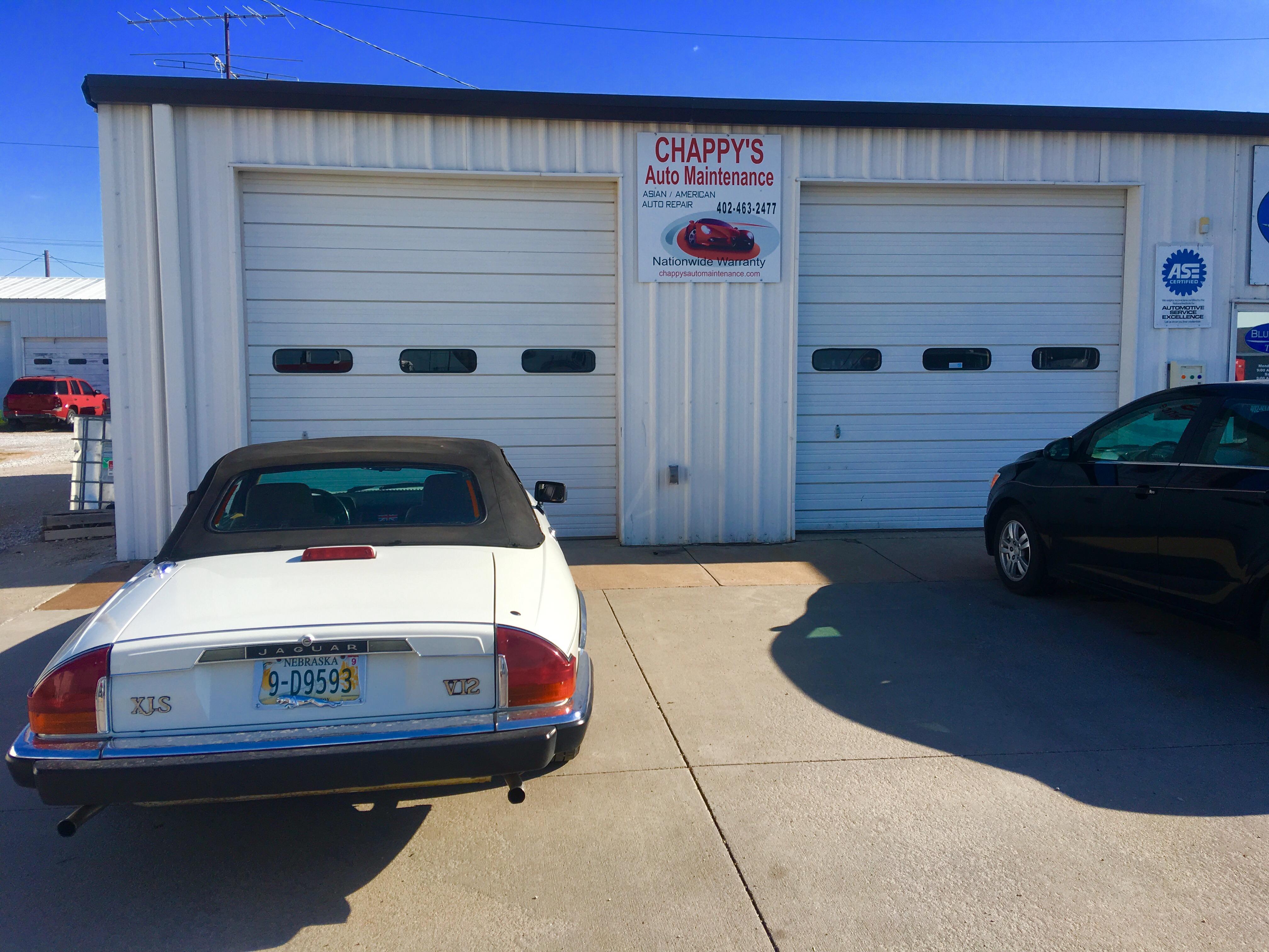 Chappy s Auto Maintenance 1010 W J St Hastings NE YP