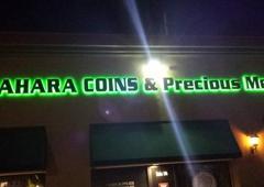 Sahara Coins & Precious Metals - Las Vegas, NV