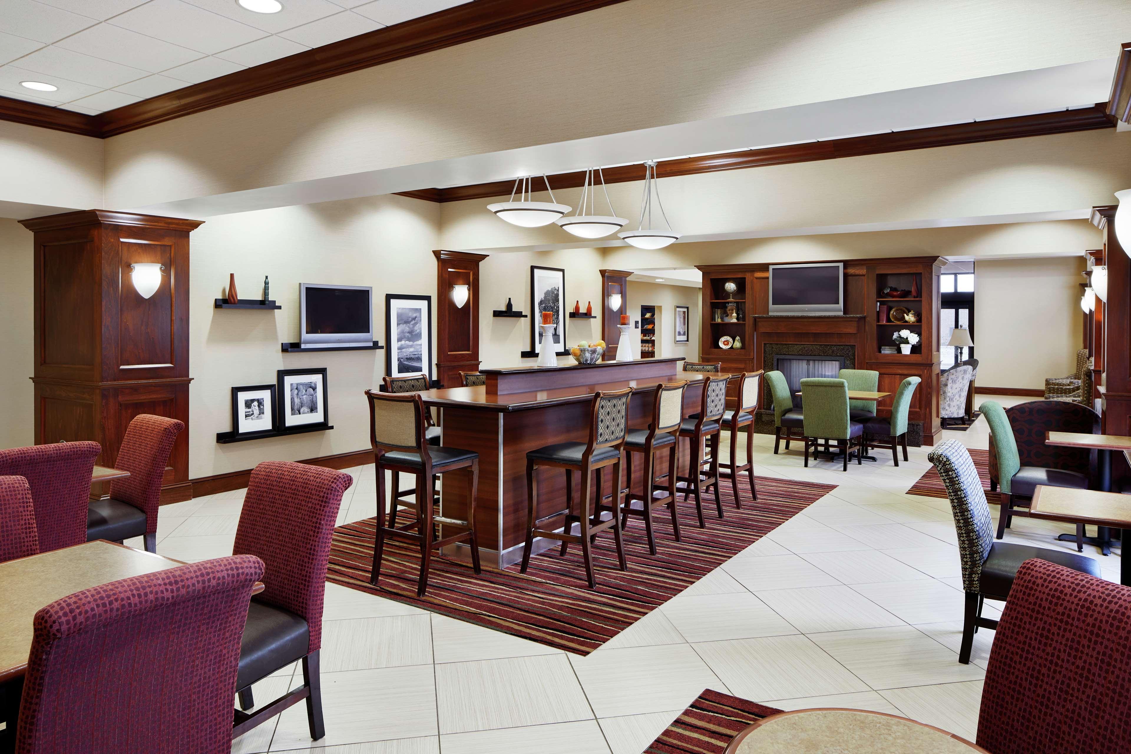 Hampton Inn Indianapolis Northwest - Park 100 5860 W 73rd ...