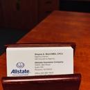 Shayne Ward: Allstate Insurance