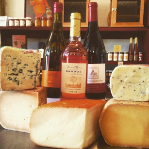 The Cheese Store of Silver Lake - Wines and Cheeses