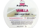Vanilla Hand and Body Cream