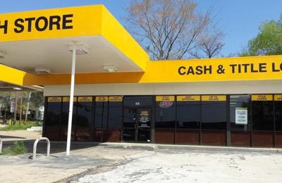 Cash Store - Gladewater, TX