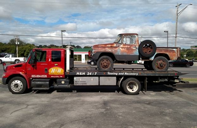 H&H Towing & Recovery - Maryville, TN