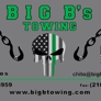 Big B's Towing & Roadside Assistance - San Antonio, TX