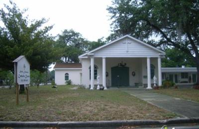 St Filumena Catholic Church - Eustis, FL