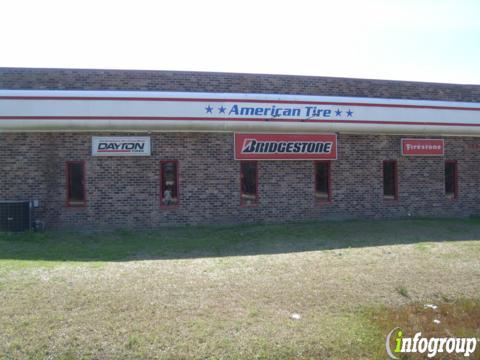 American Tire And Service Center 7751 Dorchester Rd North
