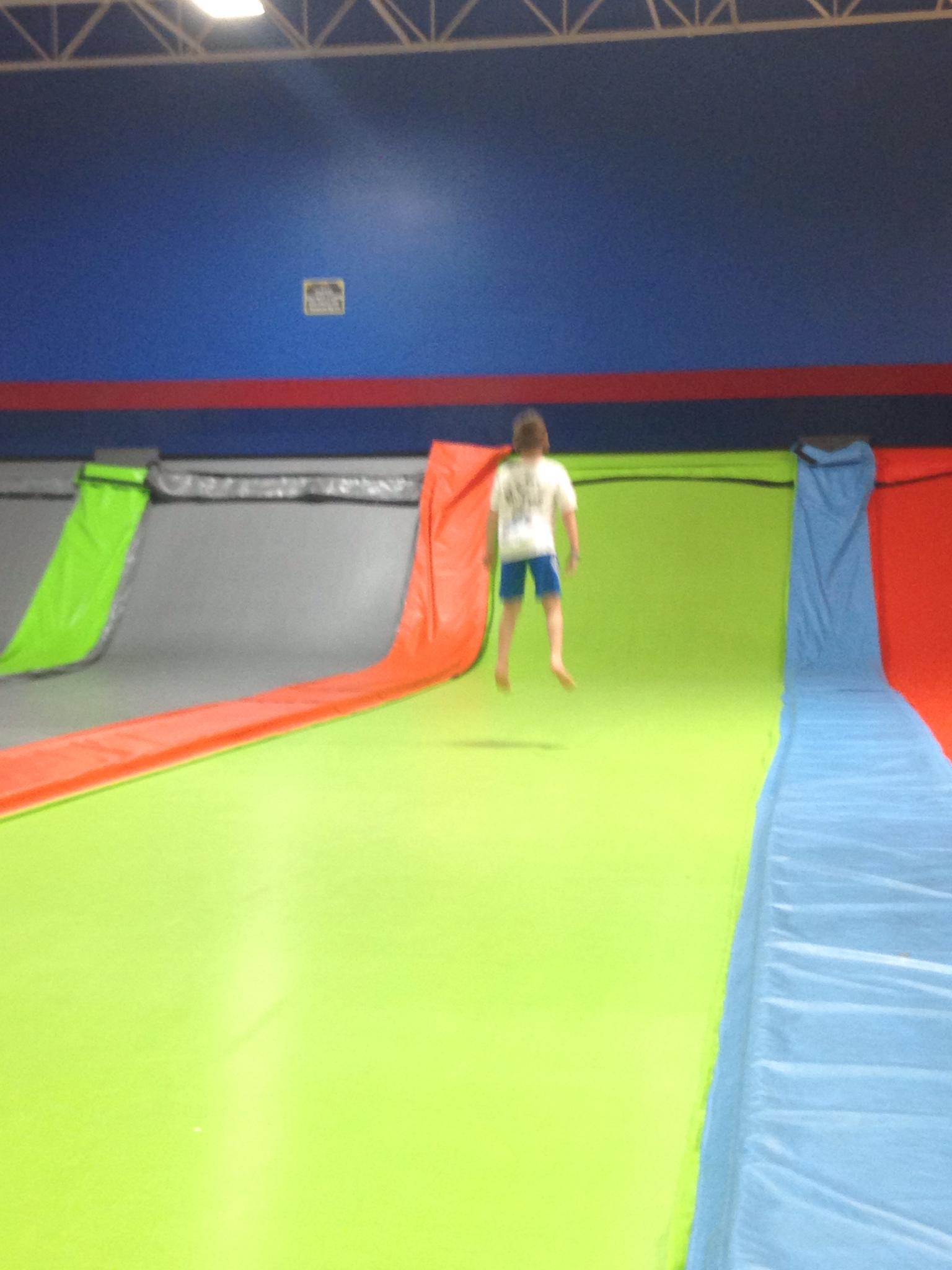 Jumpstreet Indoor Trampoline Park 5900 Sugarloaf Pkwy Ste 164