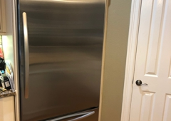 D3S Service - Tomball, TX. My built in fridge.