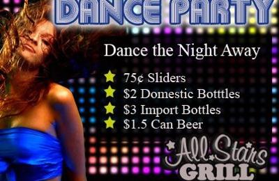 All Stars Sports Bar & Grill - Asheville, NC