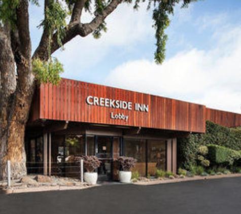 Creekside Inn - Palo Alto, CA