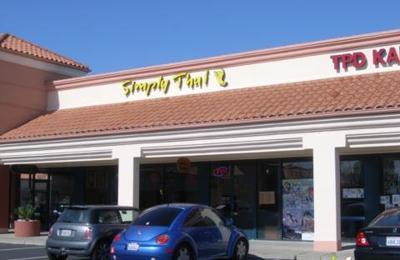 Simply Thai - Newark, CA