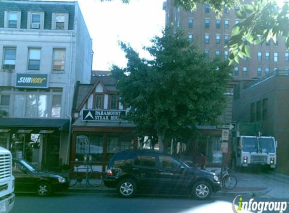 Annie's Paramount Steak House - Washington, DC