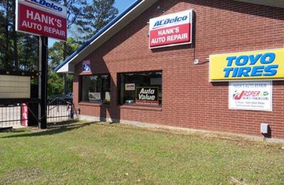Hank's Auto Repair - Lindale, TX
