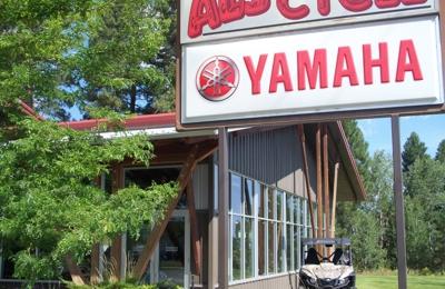 Als Cycle Yamaha 619 US Highway 93 N, Hamilton, MT 59840