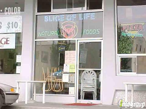 Slice of Life, Sebastopol CA