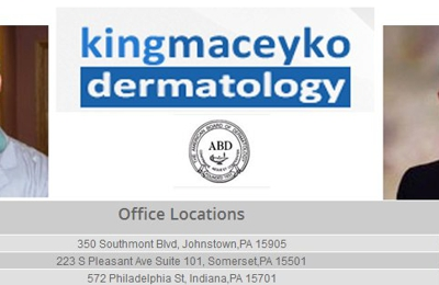 King Maceyko Dermatology - Johnstown, PA