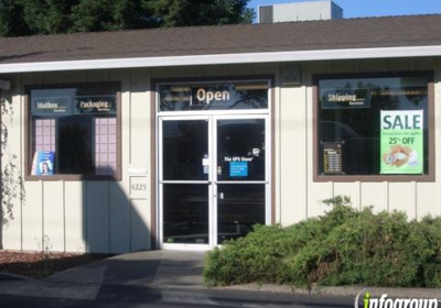 The UPS Store 4225 Solano Ave, Napa, CA 94558 - YP com