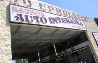 Nacho's Auto Upholstery - North Hollywood, CA