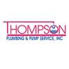Thompson Plumbing & Pump Service Inc