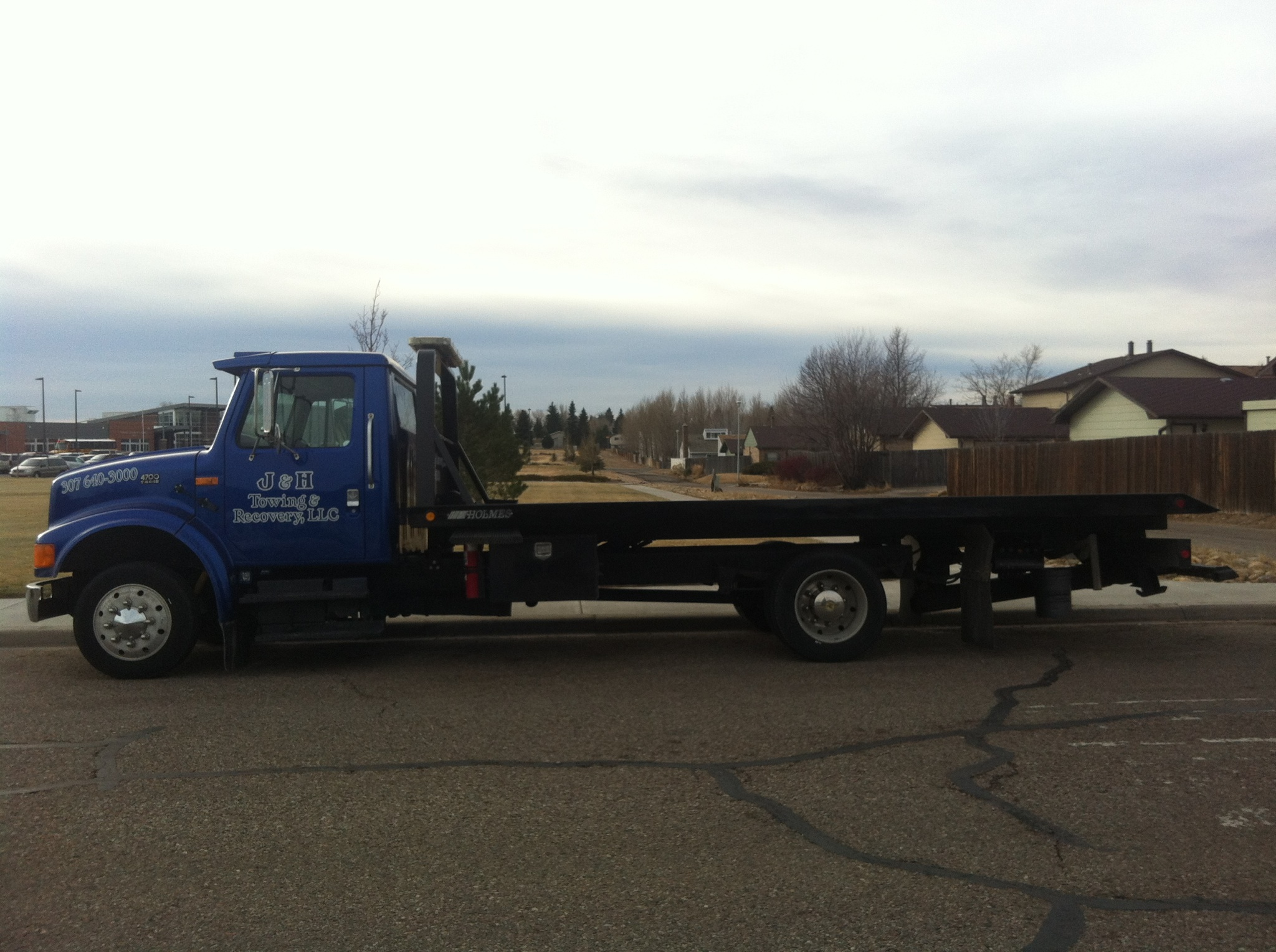 J Amp H Towing Amp Recovery Llc 7508 Tate Road Lot 2 Cheyenne