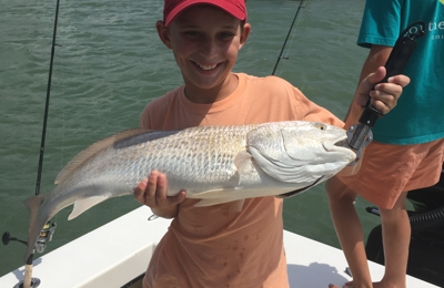 Native Angler Fishing Charters - Crystal Beach, FL
